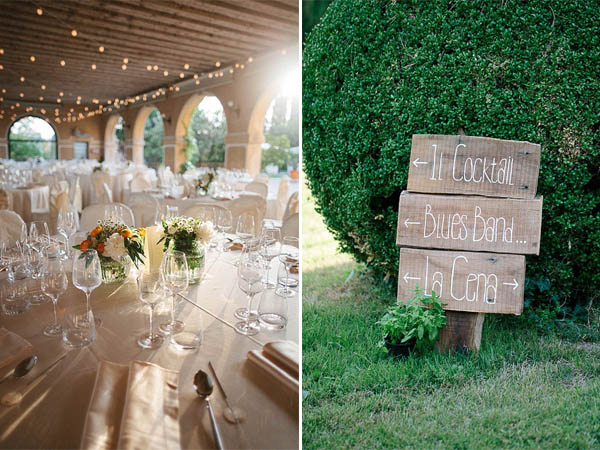 Matrimonio Country Chic Colori : Un matrimonio country chic nei colli del prosecco