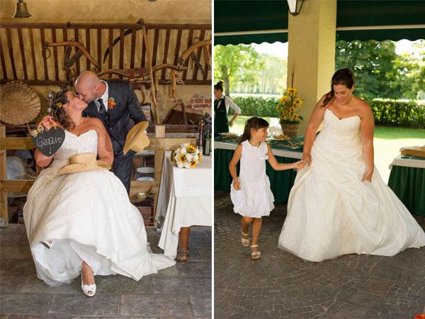 Matrimonio Tema Vespa : Matrimonio estivo in vespa