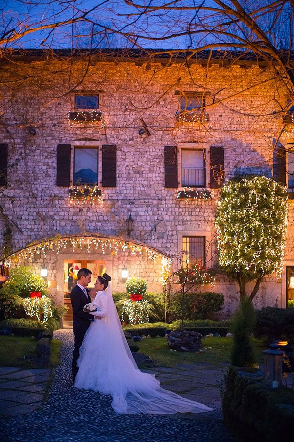 Matrimonio Natalizio Campania : Un matrimonio natalizio monica e pietro wedding wonderland