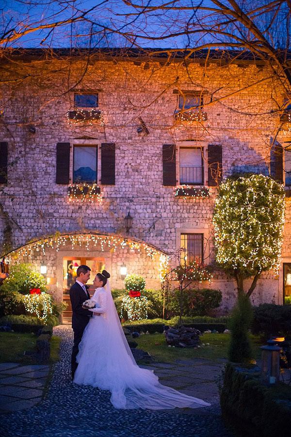 Matrimonio Natalizio Sorrento : Un matrimonio natalizio monica e pietro wedding wonderland