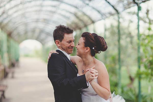 Un matrimonio semplice e divertente: Alessandra e Ivan