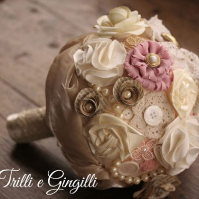 Trilli e Gingilli: bouquet alternativi e accessori