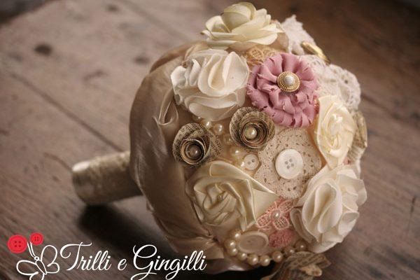 Trilli e Gingilli: bouquet alternativi e accessori