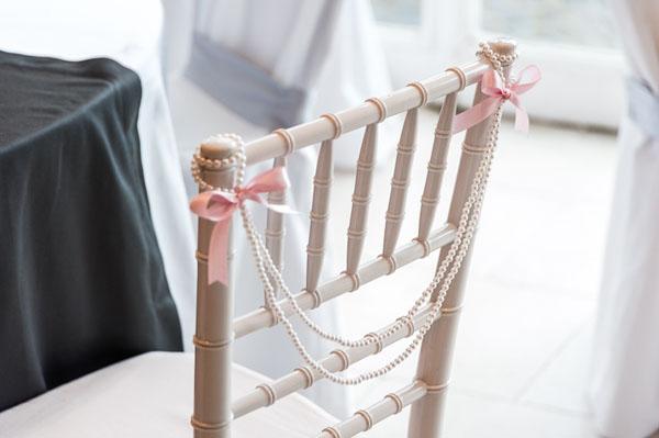 chiavarina decorata con perle e fiocco rosa_KairosEvents