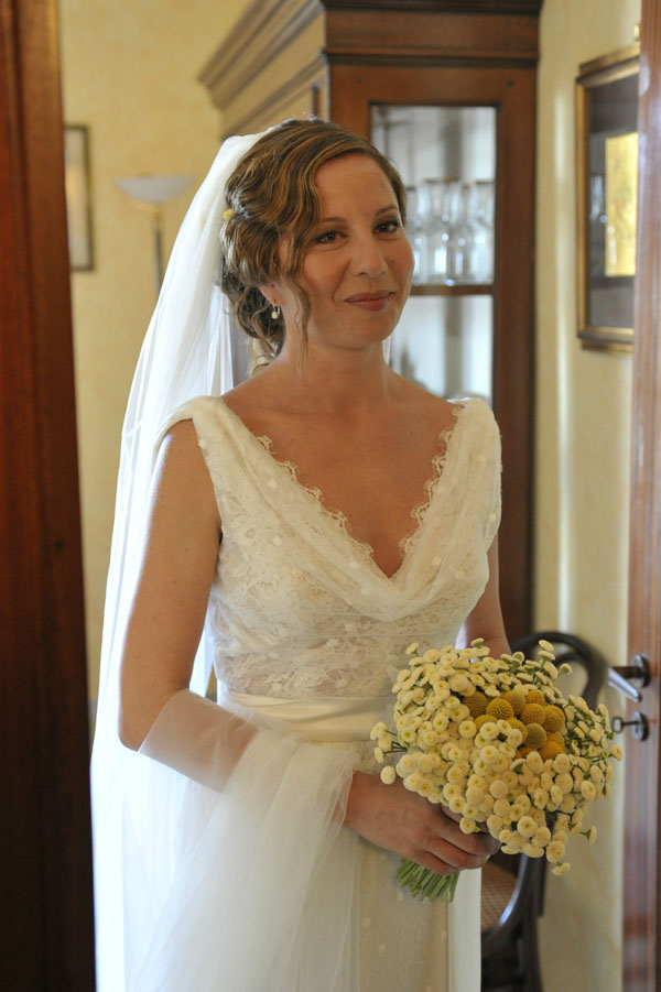 Matrimonio Country Chic Campania : Matrimonio country chic giallo e menta