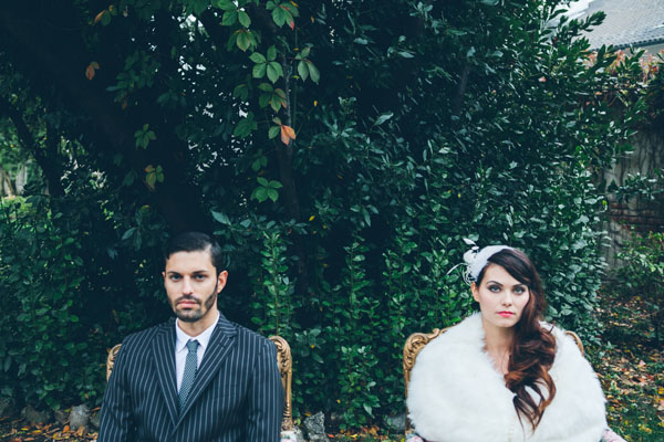 {Inspiration shoot} Matrimonio anni '20