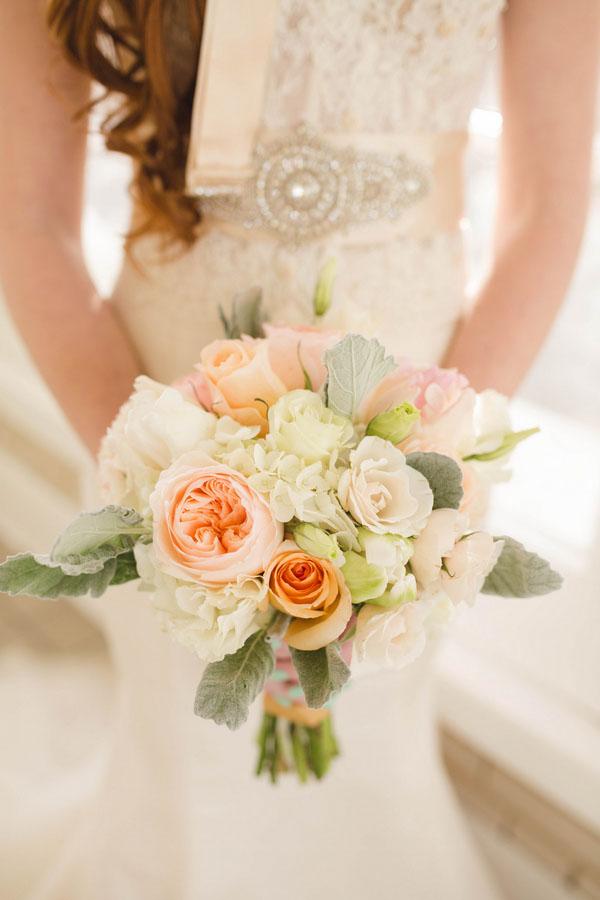 Matrimonio Moderno Ed Elegante In Menta Rosa Corallo E Oro