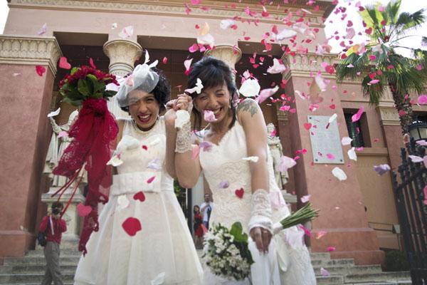 Matrimonio In Spagnolo : Matrimonio same sex in spagna