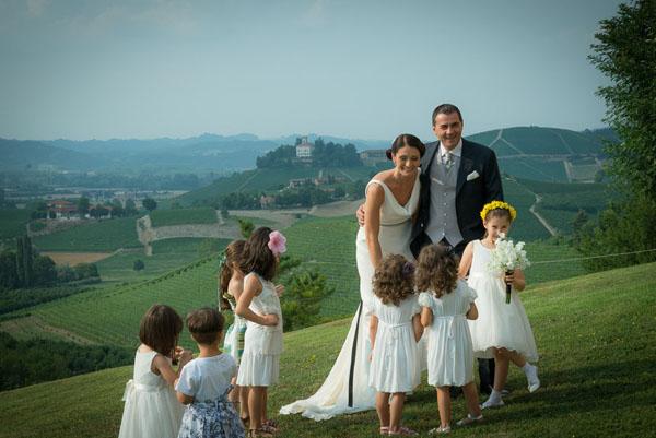 Matrimonio Tema Famiglia : Un matrimonio a tema silhouette felicita e francesco