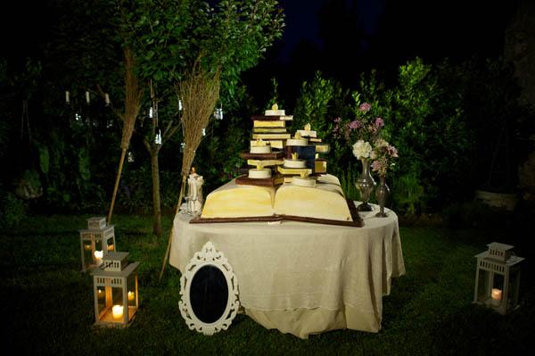 Tavoli Matrimonio Tema Harry Potter : Un matrimonio ispirato a harry potter marta e enrico