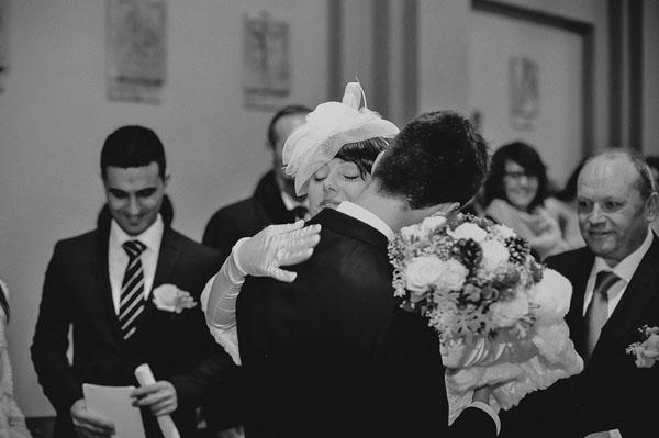 Inviti Matrimonio Natalizio : Azzurro e argento per un matrimonio natalizio