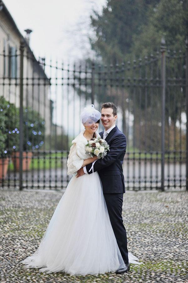Tableau Matrimonio Natalizio : Azzurro e argento per un matrimonio natalizio