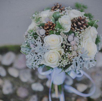 10 bouquet per un matrimonio in inverno