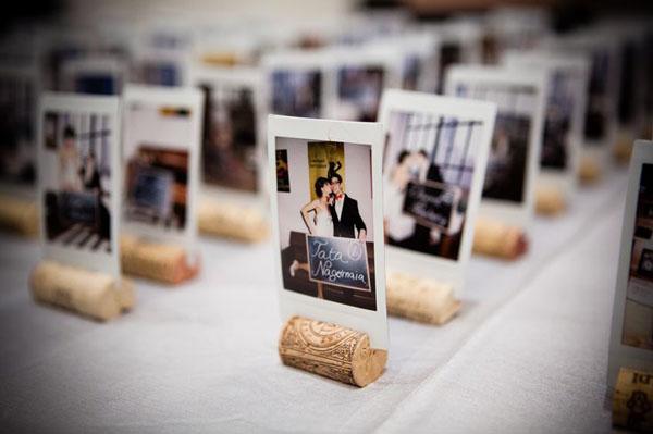 Matrimonio Tema Polaroid : Idee con le polaroid per il matrimonio