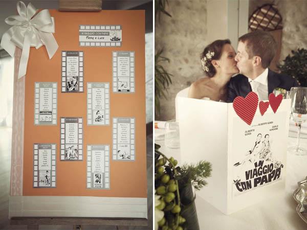 Matrimonio Tema Cinema : Matrimonio a tema cinema ciak si gira u listanozzeonline