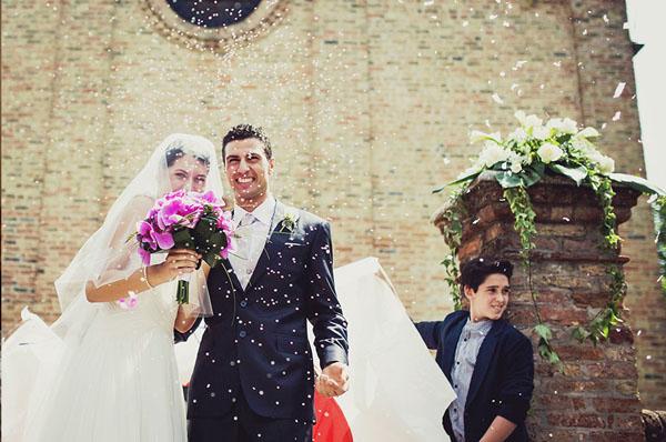 Matrimonio Tema Fucsia : Un matrimonio a tema vino maria e simone wedding wonderland