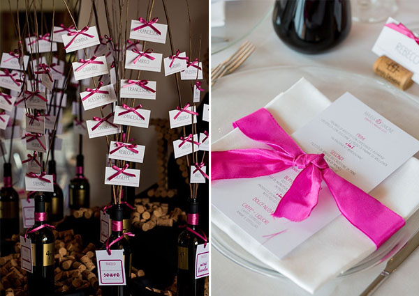Matrimonio Tema Quadrifoglio : Un matrimonio a tema vino maria e simone wedding wonderland