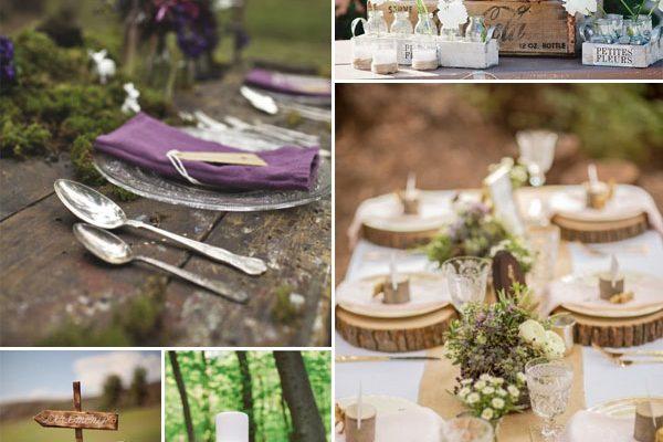 Un matrimonio nel bosco