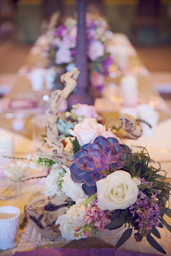 Matrimonio In Viola : Matrimonio rosa viola e piante succulente