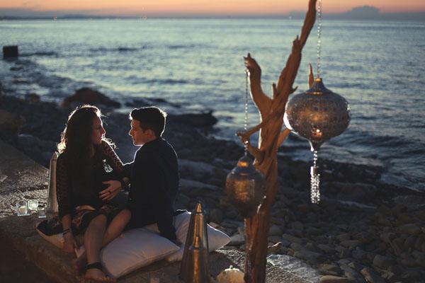Matrimonio In Riva Al Mare : Una proposta di matrimonio in riva al mare wedding