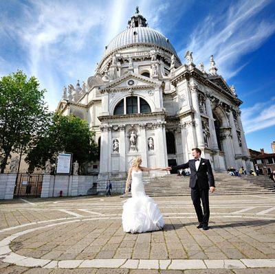 Una bridal session a Venezia: Daria e Alex