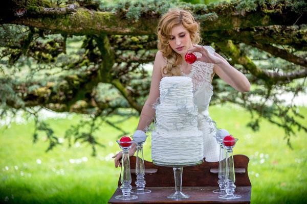 Tema Matrimonio Wonderland : Matrimonio a tema favole
