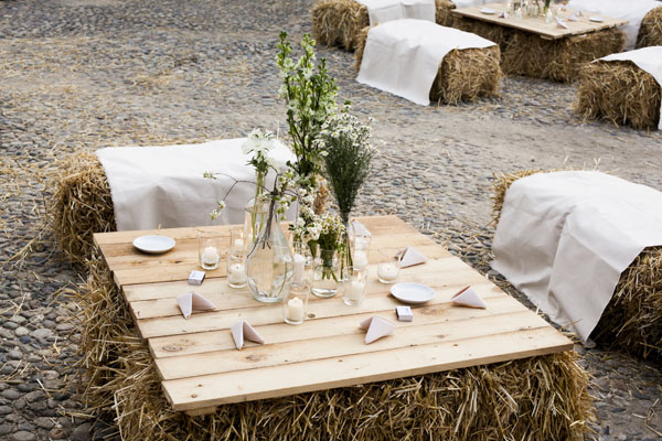Location Matrimonio Country Chic Lombardia : Un matrimonio country chic a cascina lisone