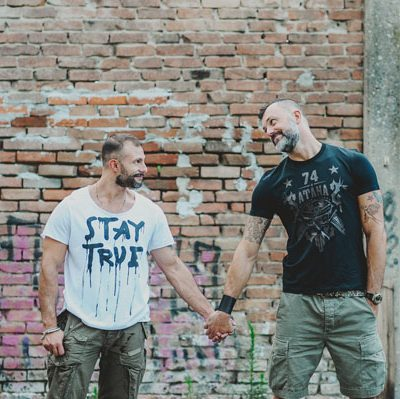 Love session – A day in the life: Marco e Nicola