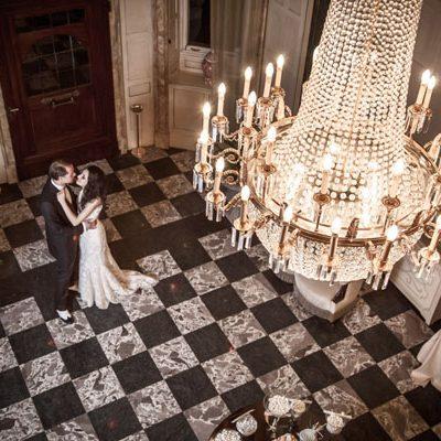 Un matrimonio art déco: Ilaria e Matteo