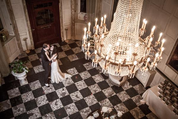 Un matrimonio art d co ilaria e matteo wedding wonderland for Arredamento anni 20