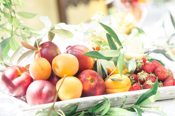 frutta fresca matrimonio