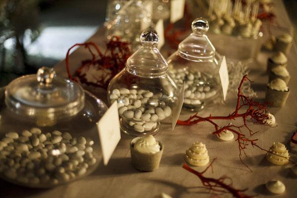 Matrimonio Tema Corallo : Coralli e corde da marinaio per un matrimonio nautico