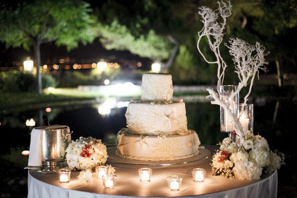 Matrimonio tema mare torre del greco ester chianelli for Decorazioni torte per 60 anni di matrimonio