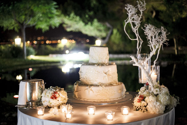 Matrimonio Tema Jazz : Coralli e corde da marinaio per un matrimonio nautico