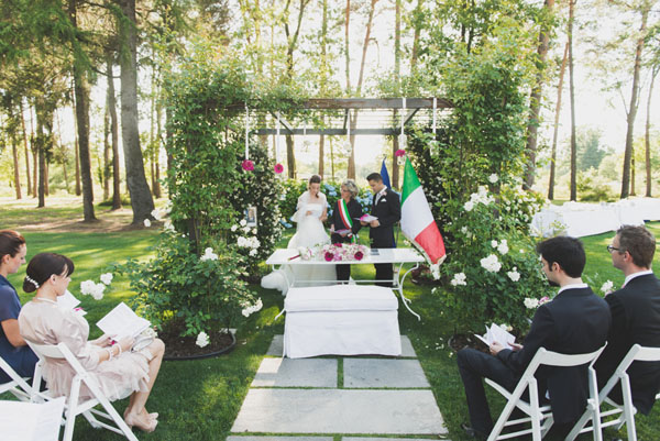 Matrimonio Country Chic Varese : Matrimonio shabby chic fucsia
