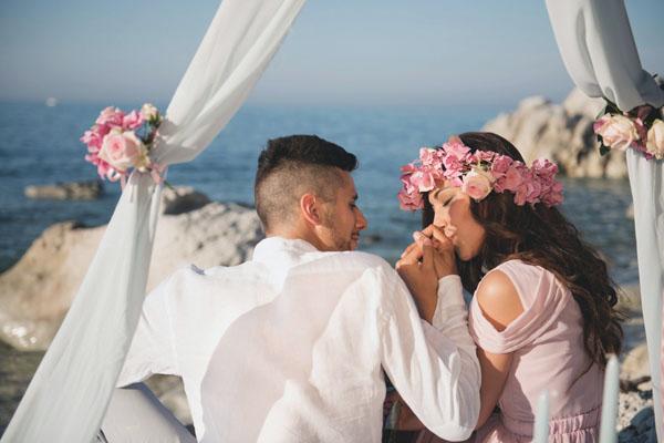 Matrimonio Riva Al Mare Toscana : Matrimonio in riva la mare