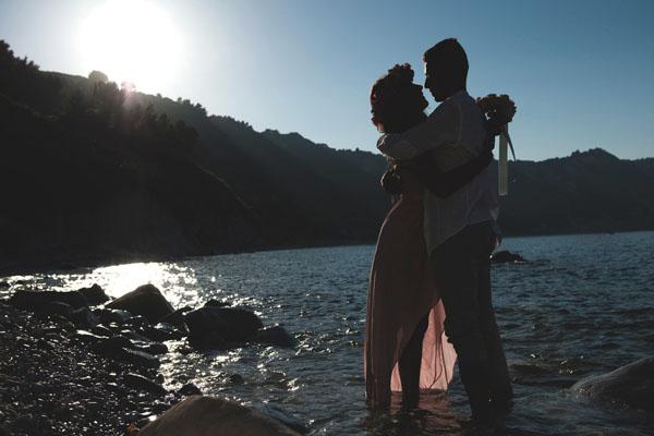 Matrimonio In Riva Al Mare : Un matrimonio boho chic in riva al mare