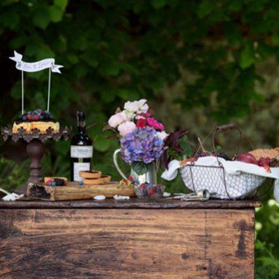 Inspiration shoot: Ofelia di bosco