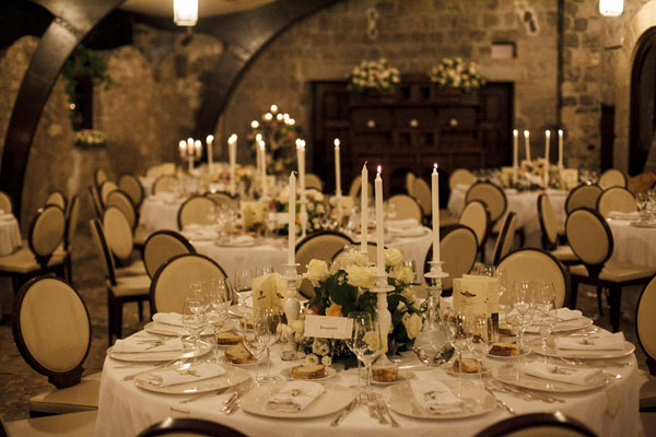 Tema Matrimonio In Un Castello : Un matrimonio a tema musica elisabetta e giuseppe
