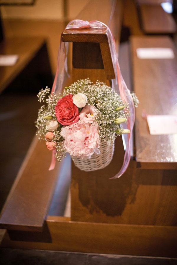 Matrimonio Country Chic Varese : Idee per allestire la cerimonia in chiesa wedding
