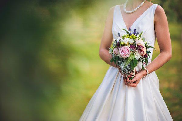 Un matrimonio intimo nel Chianti: Nicole e Alex
