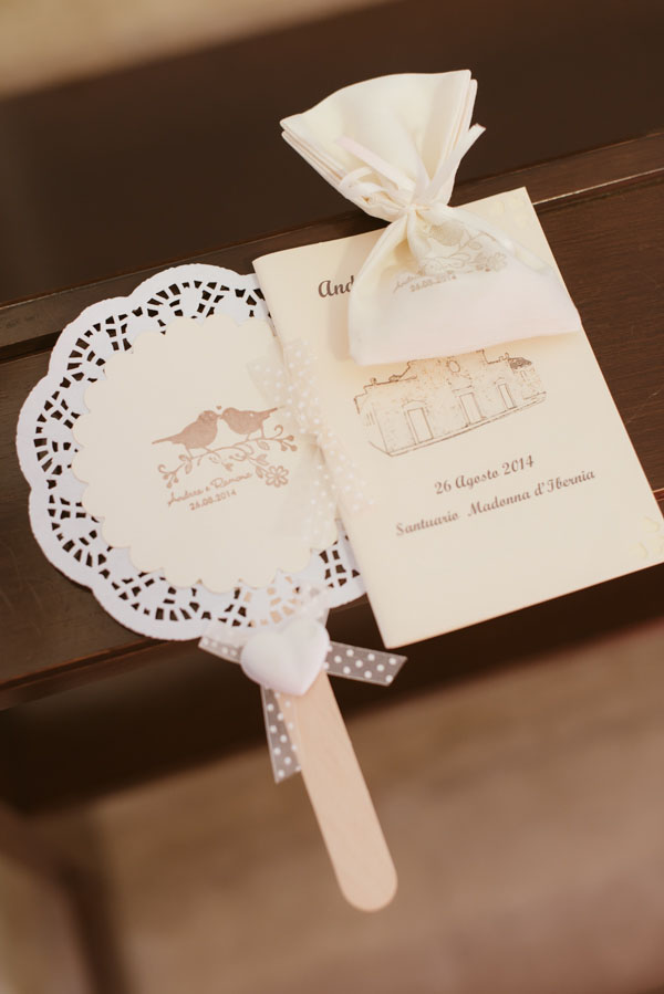 10 must have per un matrimonio estivo wedding wonderland - Matrimonio shabby chic idee ...
