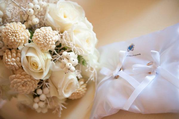 Matrimonio Natale Palermo : Un matrimonio natalizio ispirato al ballo delle debuttanti