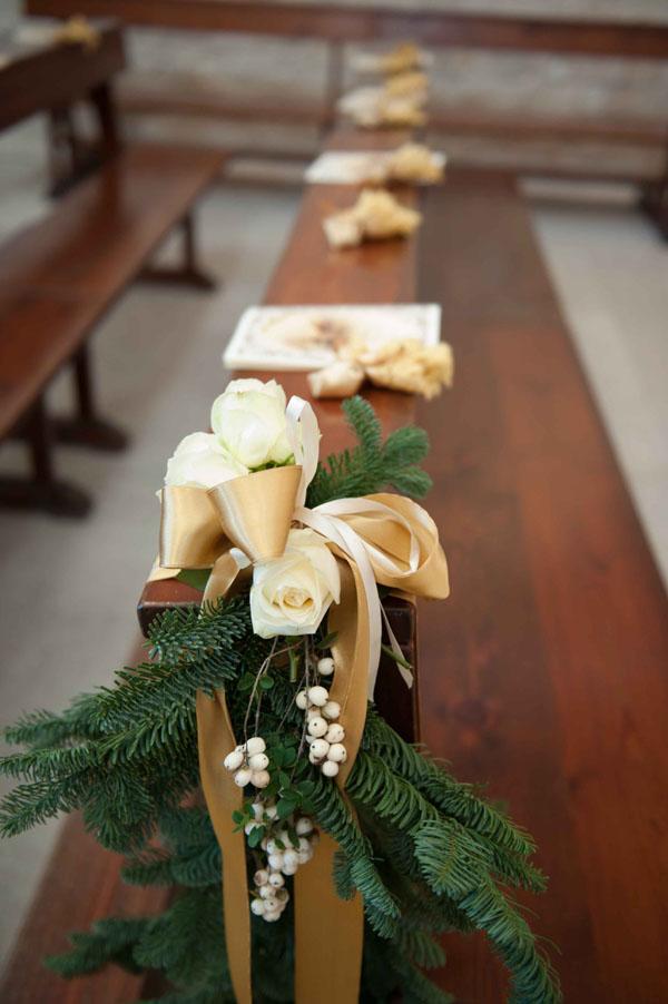 Matrimonio Natale Chiesa : Un matrimonio natalizio ispirato al ballo delle debuttanti