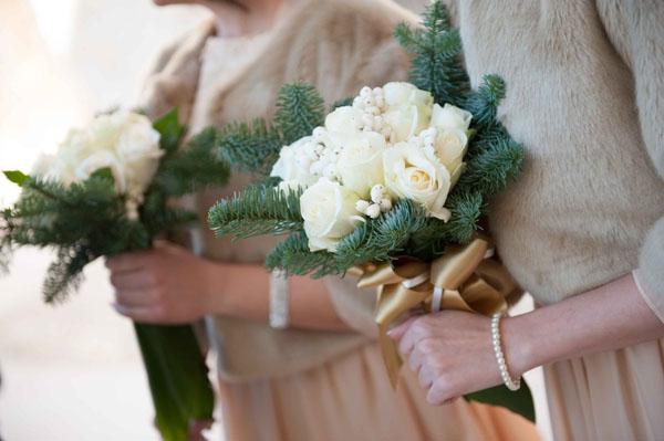 Matrimonio A Natale : Un matrimonio natalizio ispirato al ballo delle debuttanti