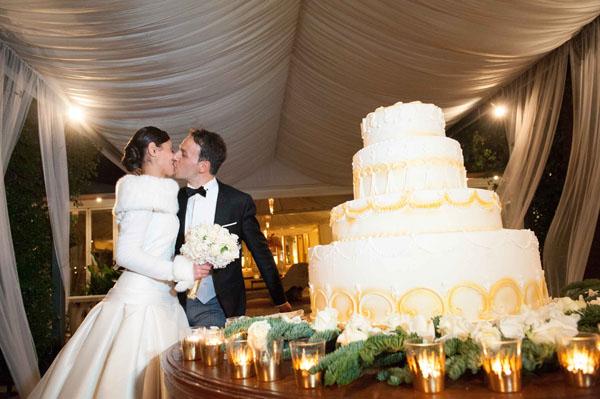 Matrimonio Natale Puglia : Un matrimonio natalizio ispirato al ballo delle debuttanti