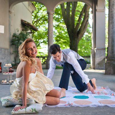 Have fun & say I do: un matrimonio a tema giochi
