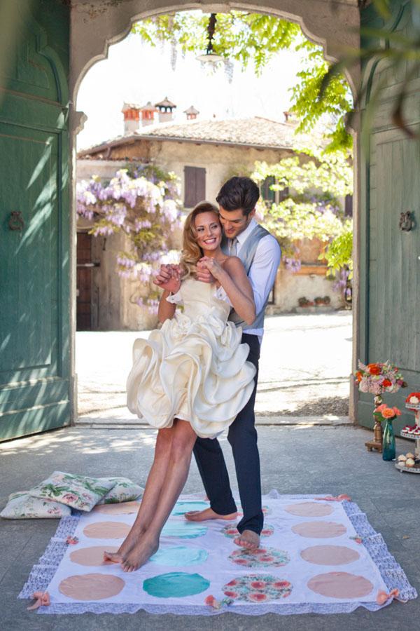 Matrimonio Tema Idea : Idee per l intrattenimento del matrimonio