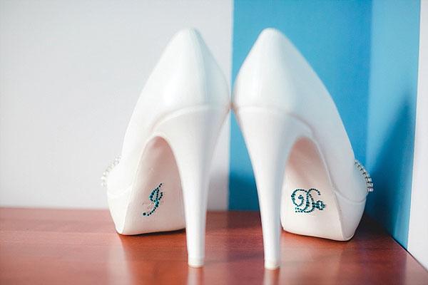 Matrimonio In Azzurro : Un matrimonio azzurro tiffany a tema viaggi alessia e