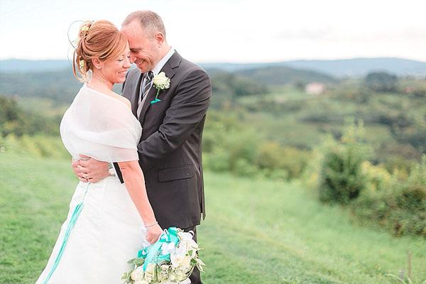 Matrimonio Tema Tiffany : Un matrimonio azzurro tiffany a tema viaggi alessia e